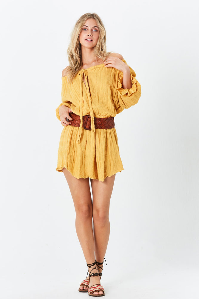 Gauze Sandy Cove Tunic