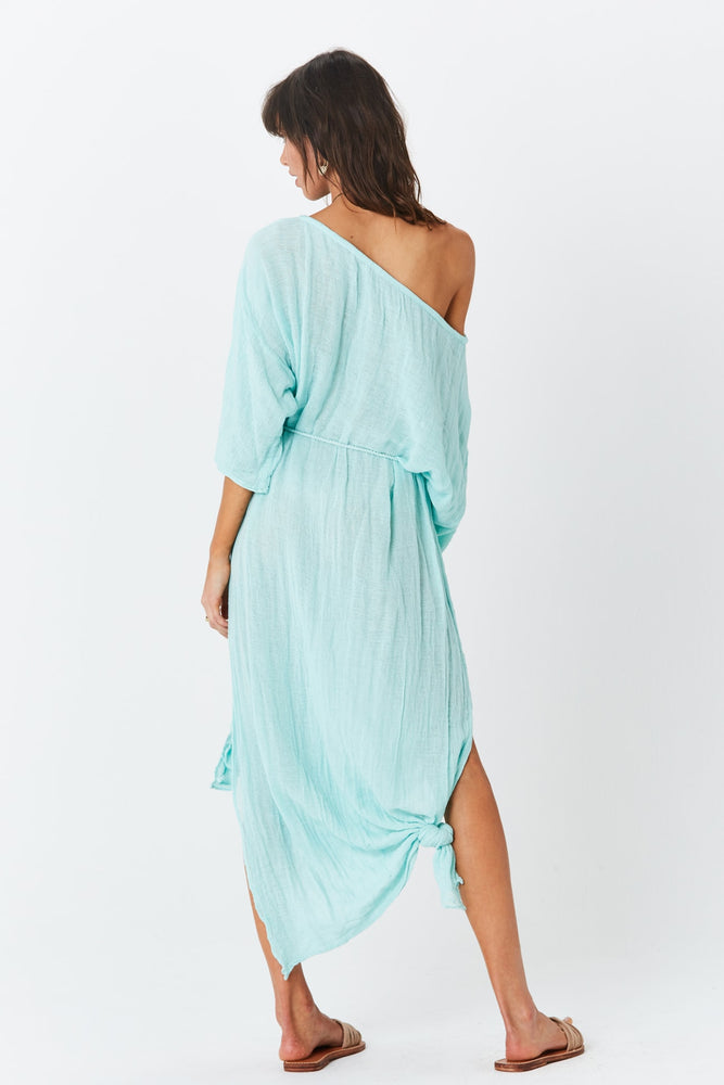 Gauze Tagine Maxi Dress