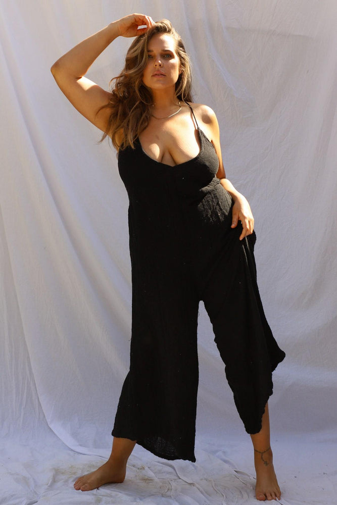 Load image into Gallery viewer, Curve Gozzo Jumpsuit
