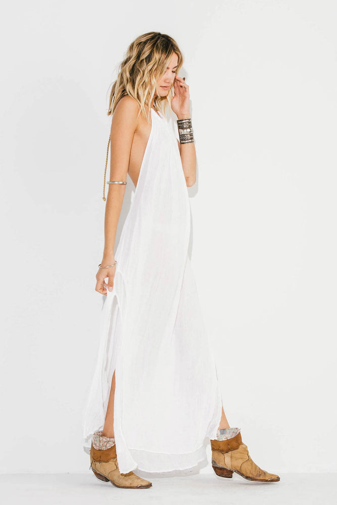 Load image into Gallery viewer, Grecian Margarita Maxi Dress