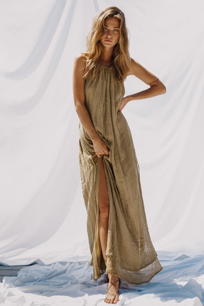 Grecian Margarita Maxi Dress
