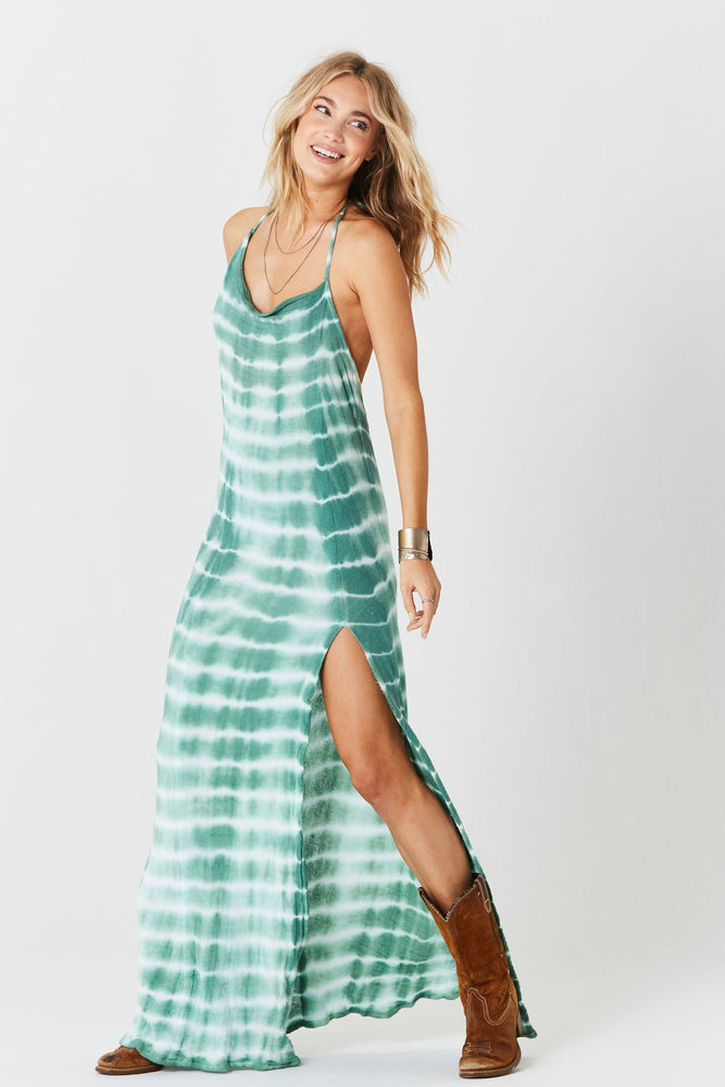 Load image into Gallery viewer, Il Postino Slip Dress