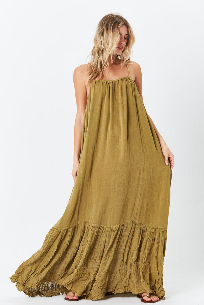 Load image into Gallery viewer, Krishna Maxi Dress
