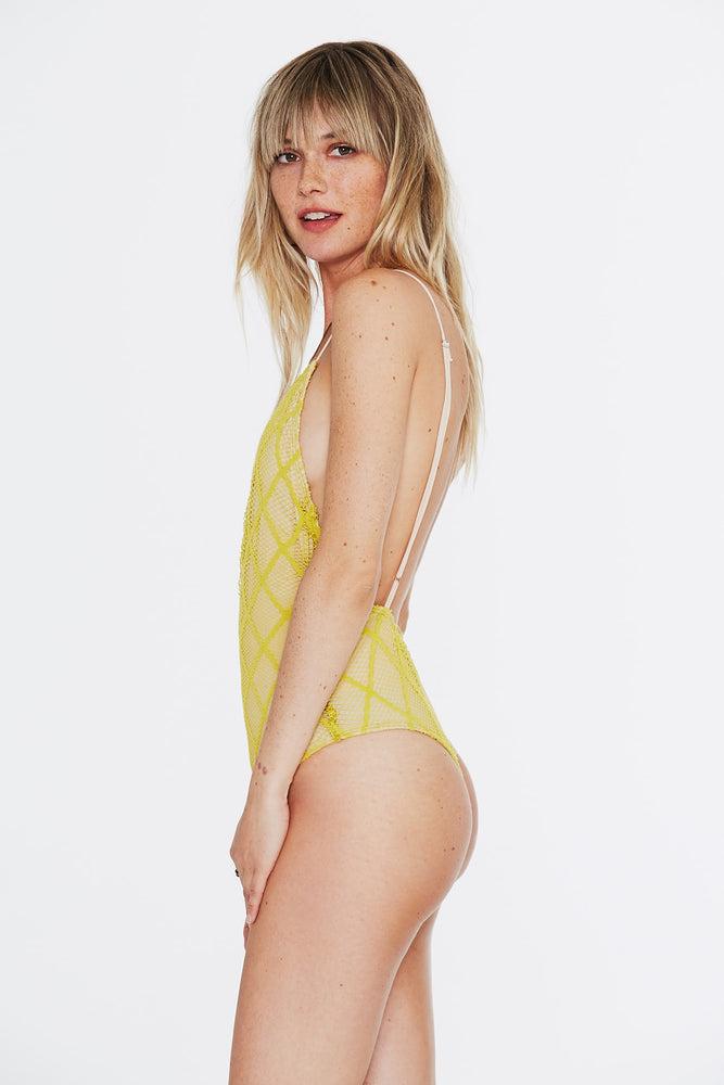 Load image into Gallery viewer, La Isla Bonita Bodysuit