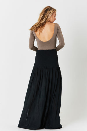 Load image into Gallery viewer, Jibarita Exile Maxi Skirt