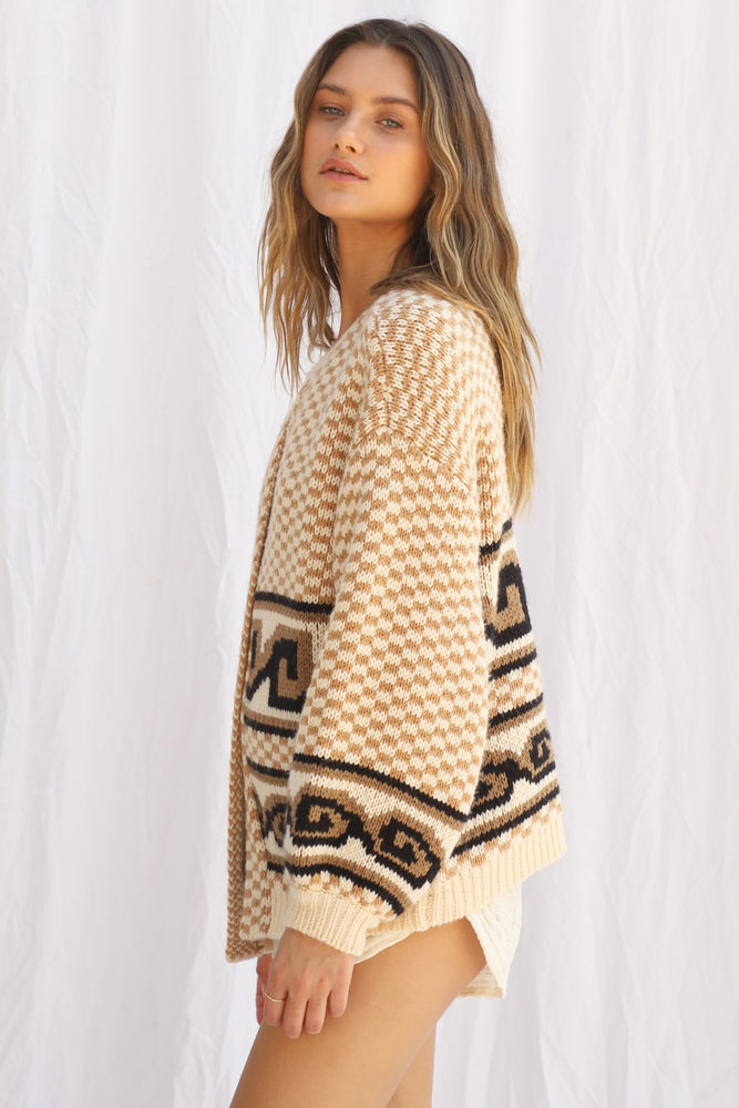 Misty Mountain Cardigan