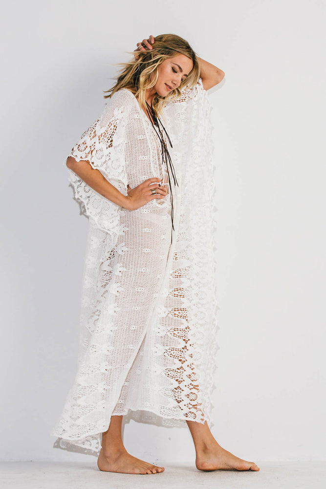 Load image into Gallery viewer, Romantic Mykonos Kaftan
