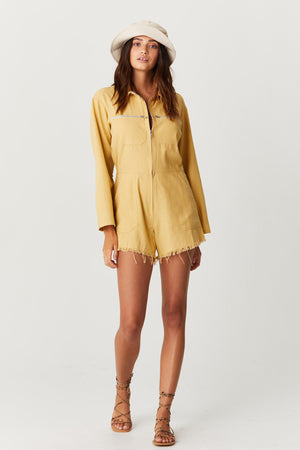 Amazon Palmetto Romper