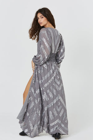 Prophecy Lapis Maxi Dress