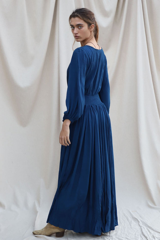 Rio Lapis Maxi Dress