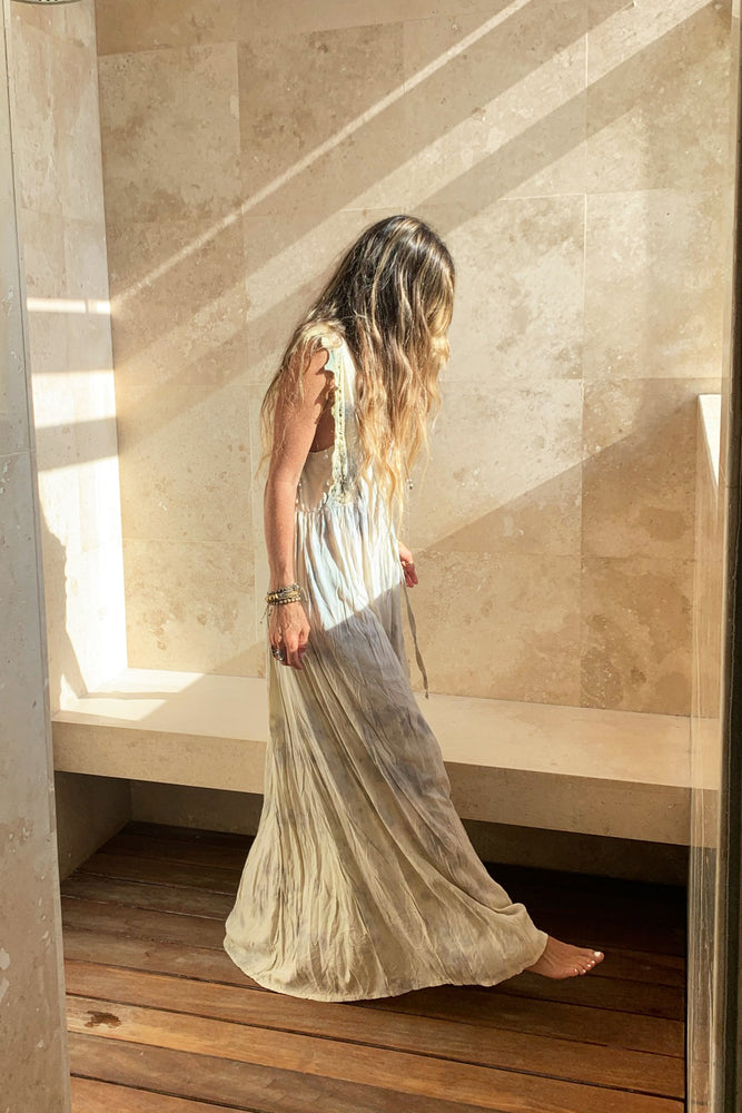 Tie Dye Rio Wynwood Maxi Dress