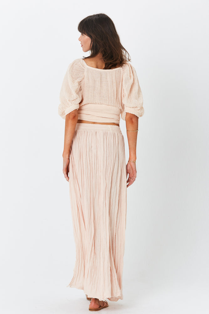 Load image into Gallery viewer, Santa Maria Maxi Skirt
