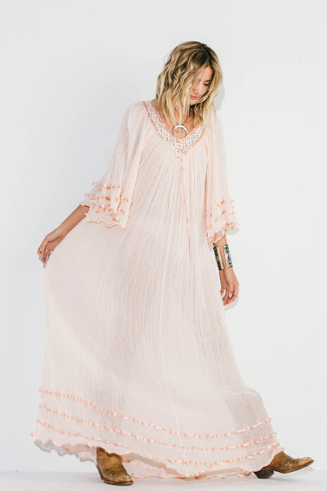Load image into Gallery viewer, Stevie Nicks Maxi Dress