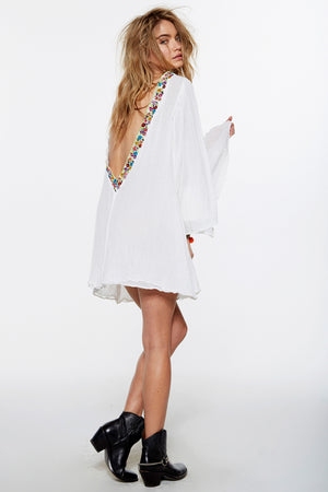 Load image into Gallery viewer, Tropicale Anjelica Mini Dress