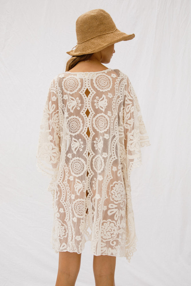 Load image into Gallery viewer, Wanderlust French Kaftan
