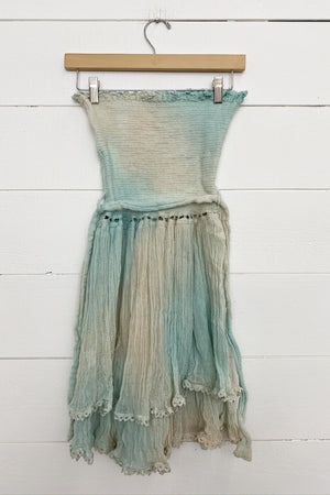 Aguarela Mini Dress Tie Dye
