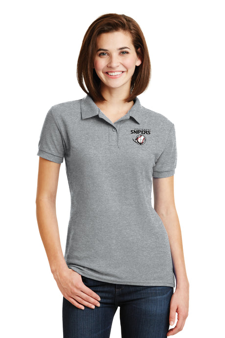 Embroidered Ladies Dry Blend Polo 72800L