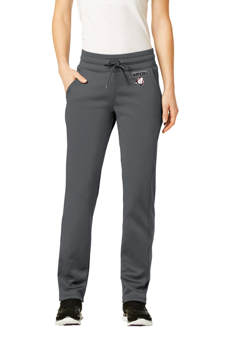 Embroidered Ladies Ladies Sport-Wick® Fleece Pant LST237