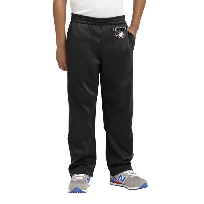 Embroidered Youth Sport-Wick® Fleece Pant YST237