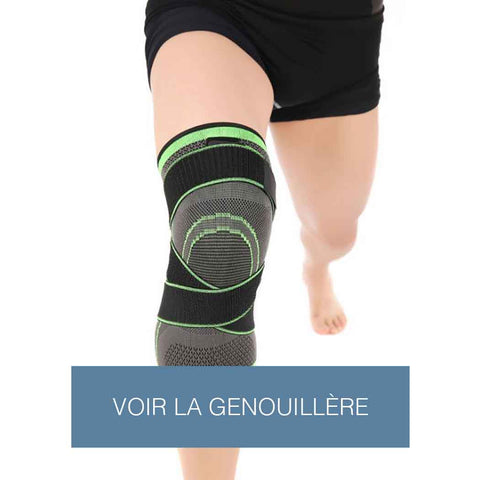 Genouillère ligamentaire foot