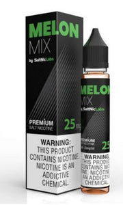 E-LIQUID - VGOD - MELON MIX SALT - 25mg teor - 30ml