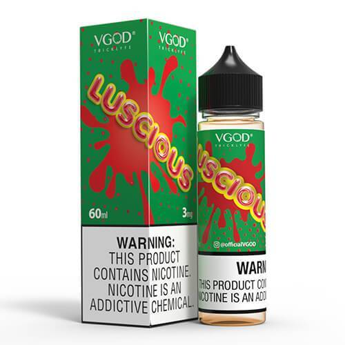 E-LIQUID - VGOD - WATERMELON SPLASH - 03mg teor - 60ml