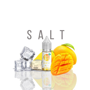 E-LIQUID LQD ART SALT ICE MANGO - 35mg TEOR - 16,5ml