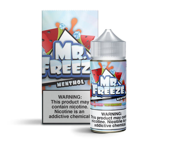 E-LIQUID MR. FREEZE - WATERMELON FROST MENTHOL - 03mg teor - 100ml