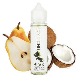 E-LIQUID BLVK UNICORN - UNICOCO - 03mg teor - 60ml