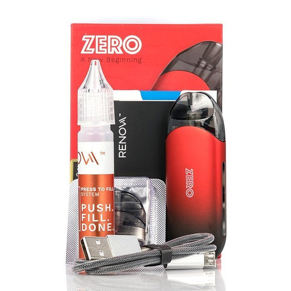 Vaporesso - Renova Zero  (Care Version with Mesh Pod)
