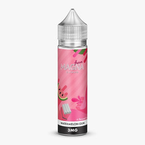 E-LIQUID MAGNA - WATERMELON GUM - 03mg TEOR - 60ml