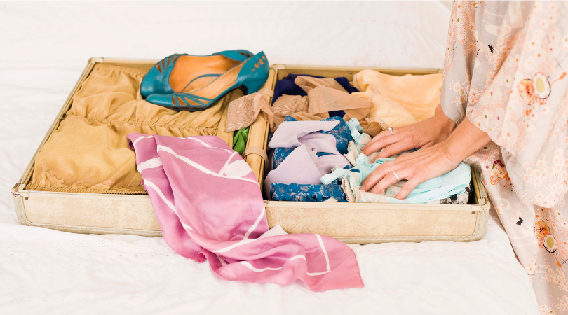 Pack like a Pro! Four ways to keep your suitcase ready for your layovers.
