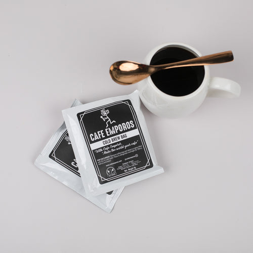 Coffee in a Tea Bag