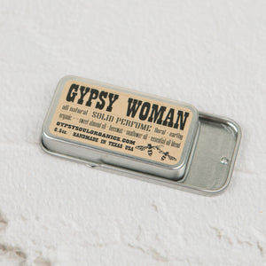 Gypsy Woman Solid Perume