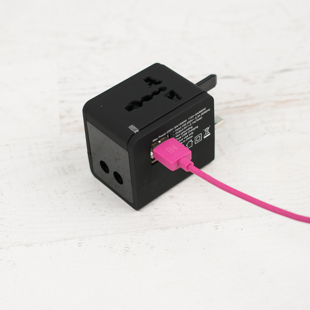 USB Travel Adapter