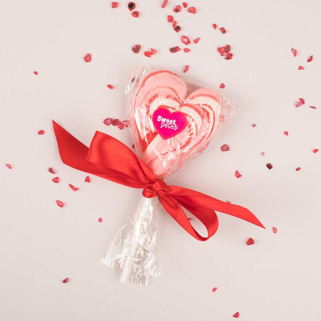 Valentine Heart Lollipop