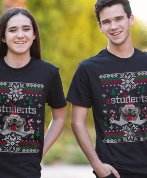 CCV Students Christmas T-Shirt (Unisex)
