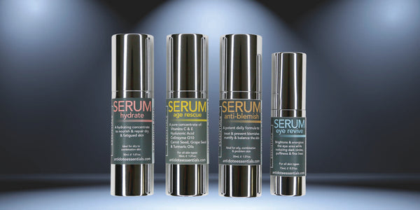 Why our serums will improve your skin