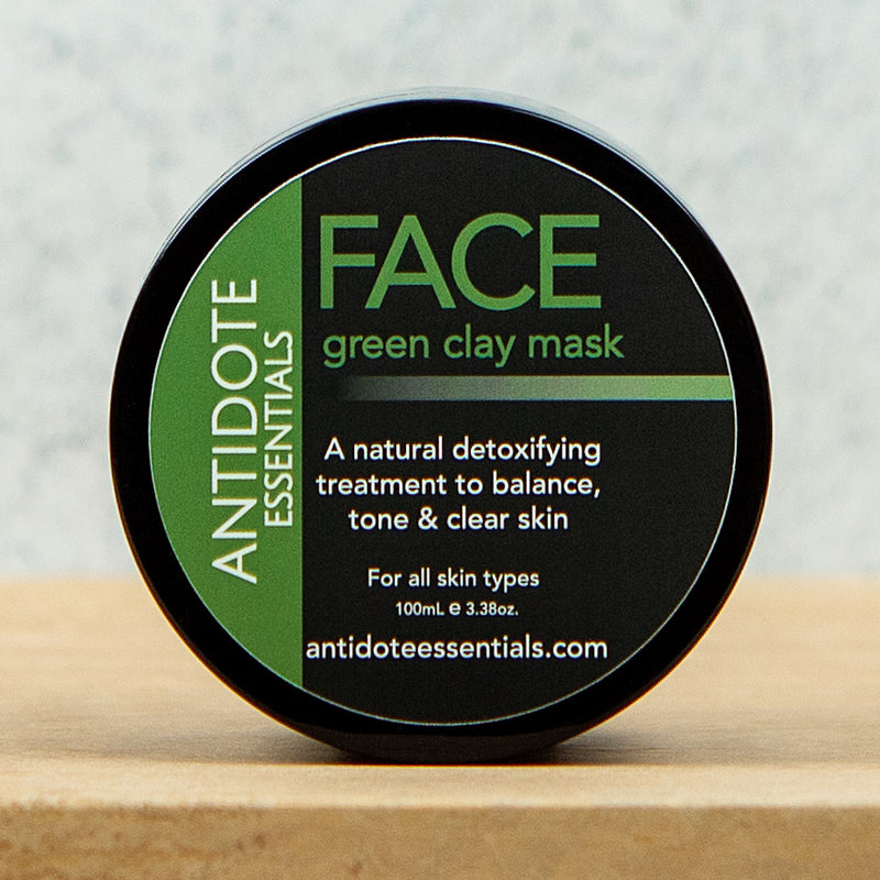 FACE Green Clay Mask (100mL)