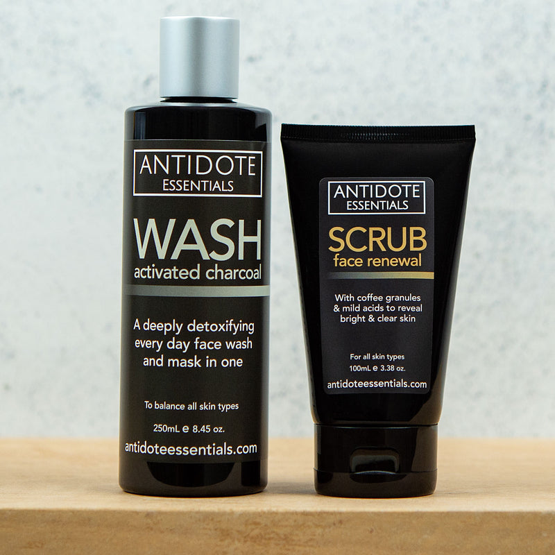 Wash & Scrub Duo