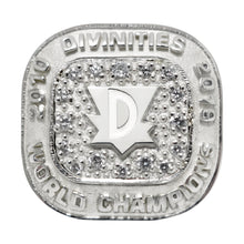 Silver Championship Ring