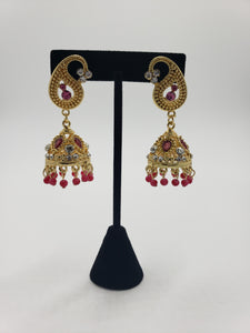 'Princess' Earrings