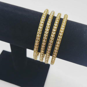 Simple Bangles/Karay (4pc)
