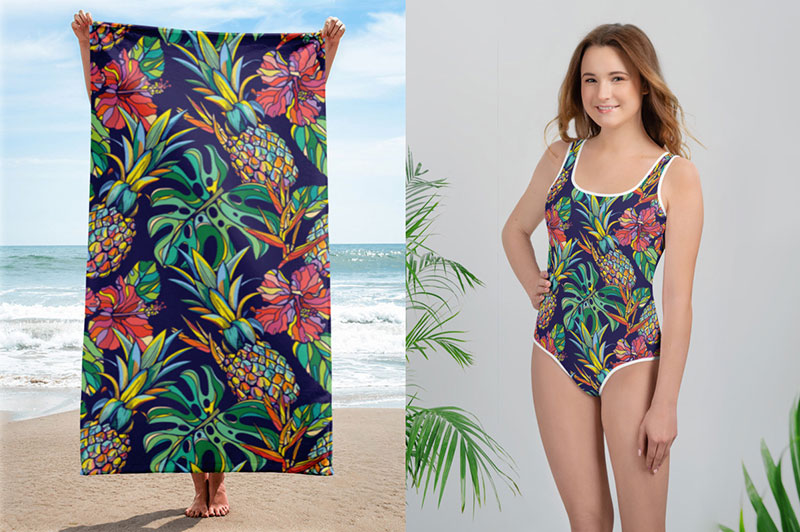 The Aloha Collection by Talula