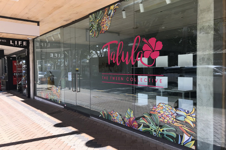 Talula 'POP-UP SHOP' opens in Takapuna