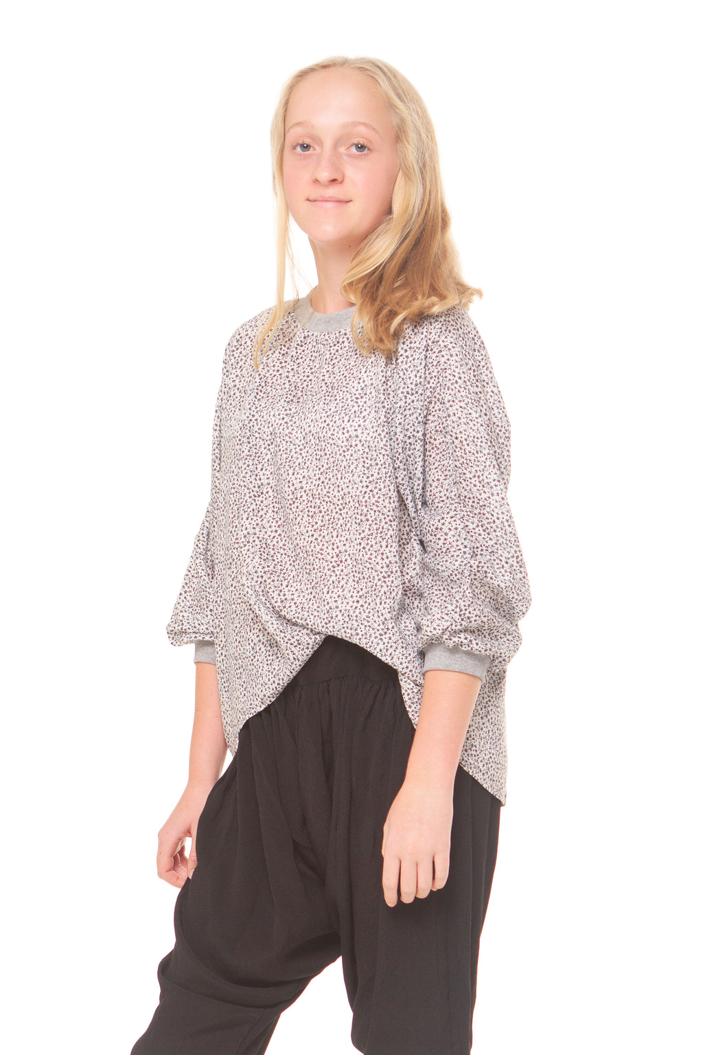 Rumer Top - Ditsy Floral