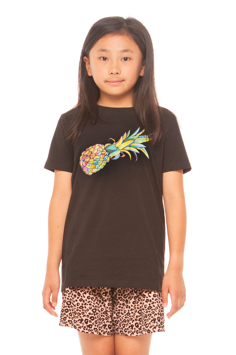 Pineapple T - Black