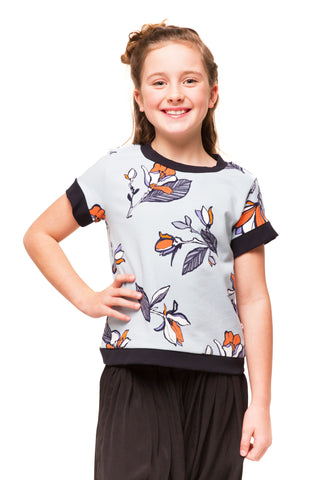 Rumer Girls Top - Nala Floral