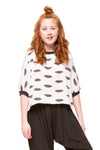 Rumer Girls Top - Lippy