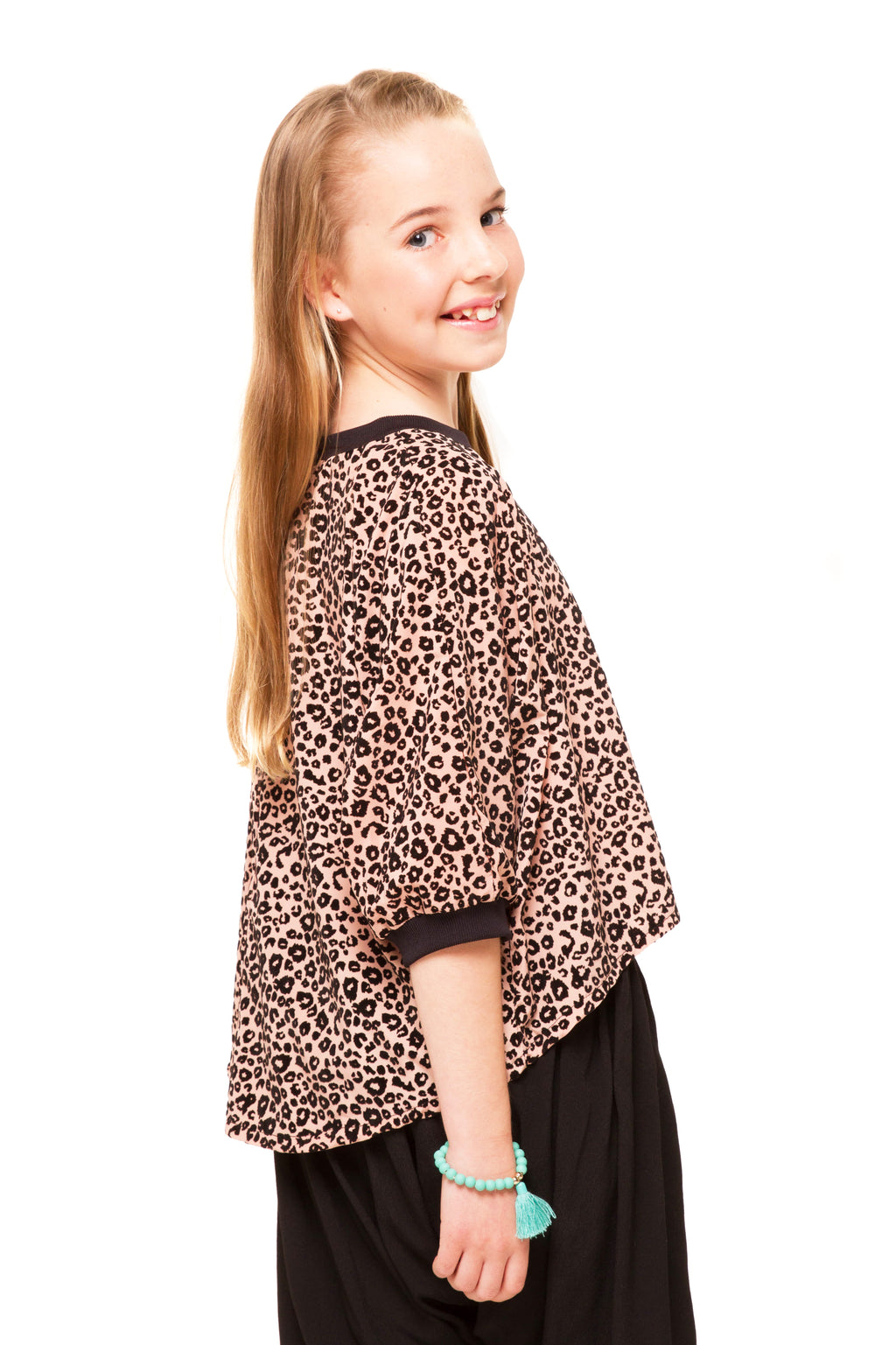 Rumer Top - Animal Print